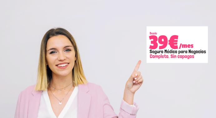AdeslasEMPRESAS, el Seguro para Empresas y Negocios por 39€ al mes