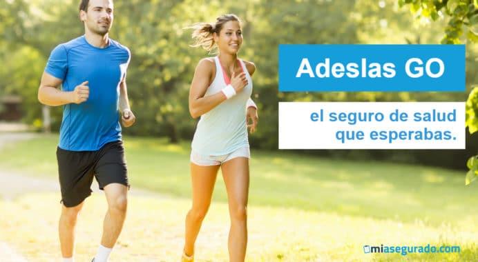 Adeslas GO 【2020】: nuevo seguro de salud de SegurCaixa Adeslas